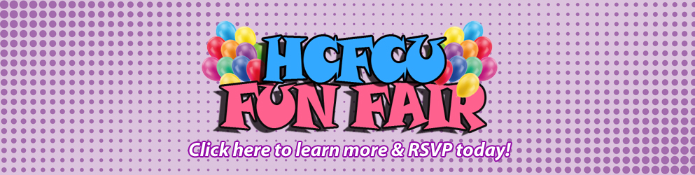 Click here to learn about the fun fair.