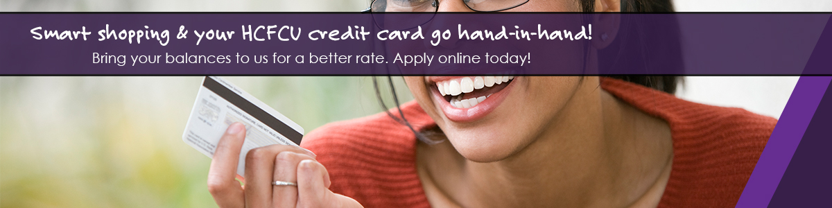 credit cards ad banner