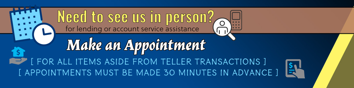 click to make an appointment